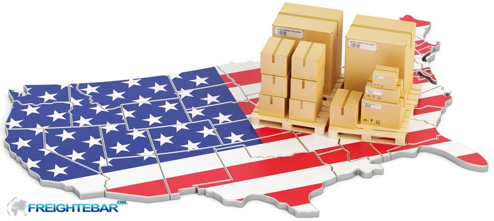 فریت بار به ایالات متحده - کارگو به امریکا